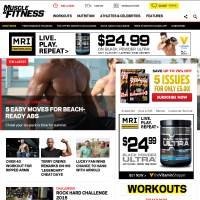 Muscle And Fitness image